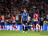 Club Brugge verliest met 3-1 op bezoek bij Atlético Madrid