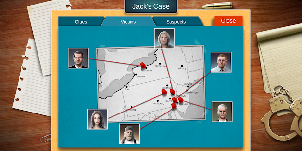 Game Detective Story: Jack's Case - Hidden objects APK for Windows Phone