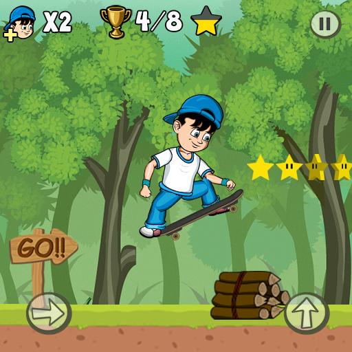 Skater Kid (game)