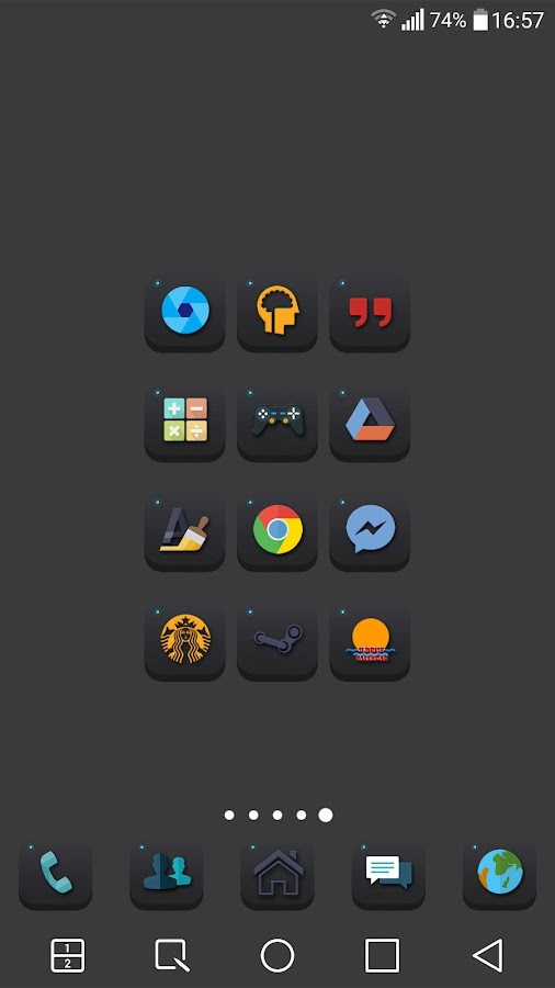 Proton S Icon Pack Android Apps On Google Play