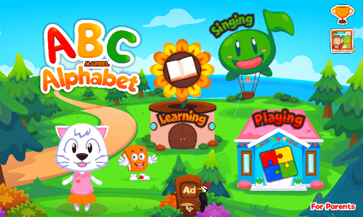 Learn Alphabet for Kids with Marbel screenshots 1