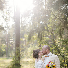 Wedding photographer Oksana Schemerova (oksanaschem). Photo of 30.06.2017