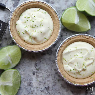 Key Lime Pudding Pie.