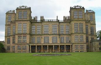 Photo: Hardwick Hall, Derbyshire