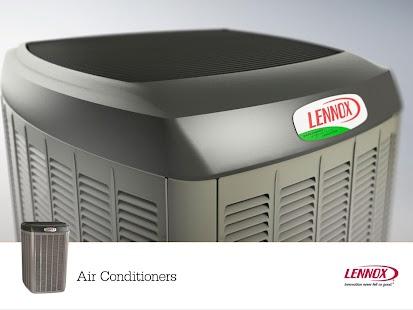 Lennox ComfortCenter- screenshot thumbnail