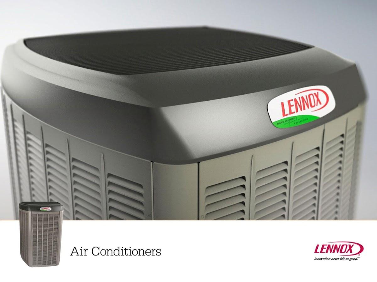Lennox ComfortCenter- screenshot