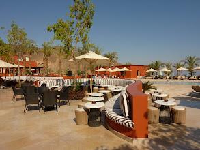 Photo: #009-Le bar et la piscine de Sinai Bay 2011
