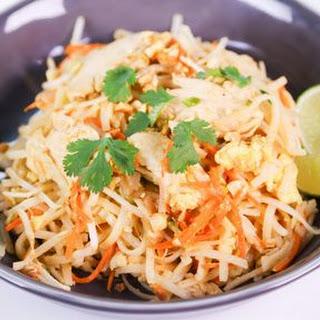 Daphne Oz's Chicken Pad Thai.