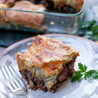 Beef Bourguignon Pot Pie