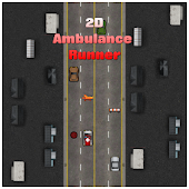 2D Ambulance Runner