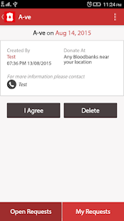 Blood Search Get Blood Donors Apps On Google Play