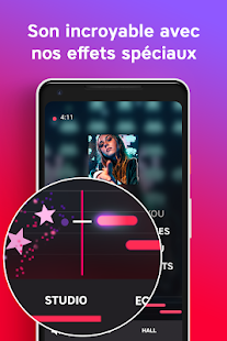 Chanter Karaoké avec The Voice Capture d'écran