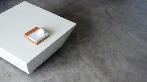 Table basse de salon réalisée sur-mesure au souhait du client