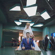 Wedding photographer Nikita Nikitin (nikitinn). Photo of 30.04.2016