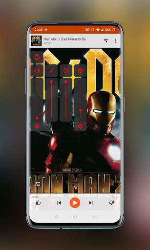 Volume Control Panel Pro mod apk 10.27 screenshots 1