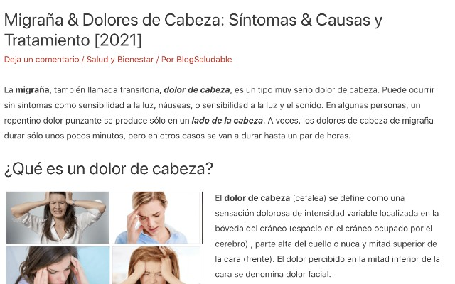 BlogSaludable