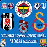 Takım Logolarını Bil 1 GB Kazan icon