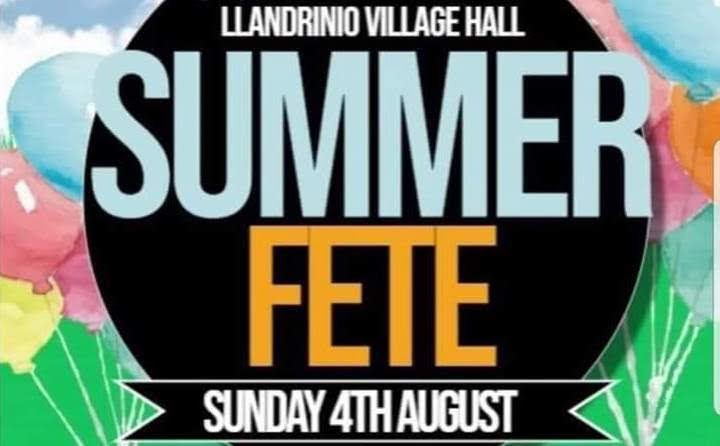 Village Fete Sunday