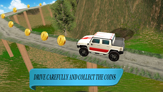 4x4 Hill Climb Monster trucker- screenshot thumbnail