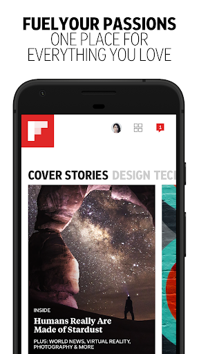Flipboard - Latest News, Top Stories & Lifestyle 4.2.31 screenshots 1