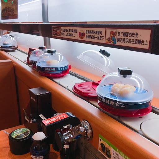 很玩味的旋轉壽司🍣 食材又新鮮 有別於我對一般旋轉壽司的概念🤔