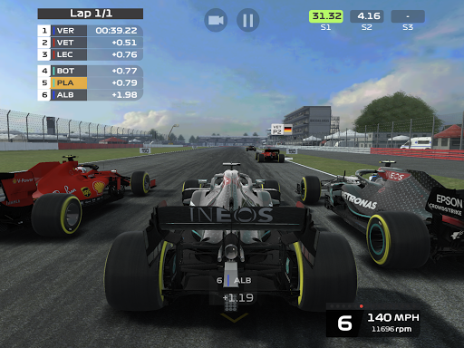 F1 Mobile Racing screenshots 11