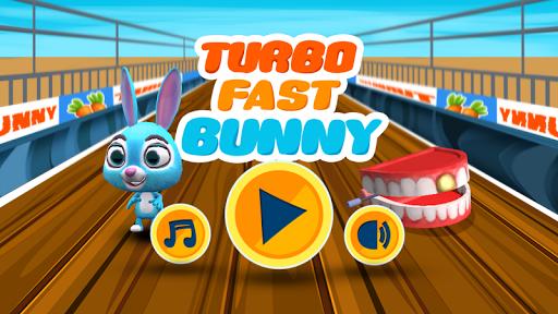 ウサギ レースゲーム - 動物 ゲーム
