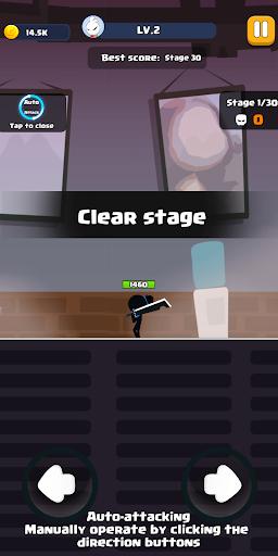 Télécharger Gratuit Super Stick Fight Man APK MOD (Astuce) screenshots 2