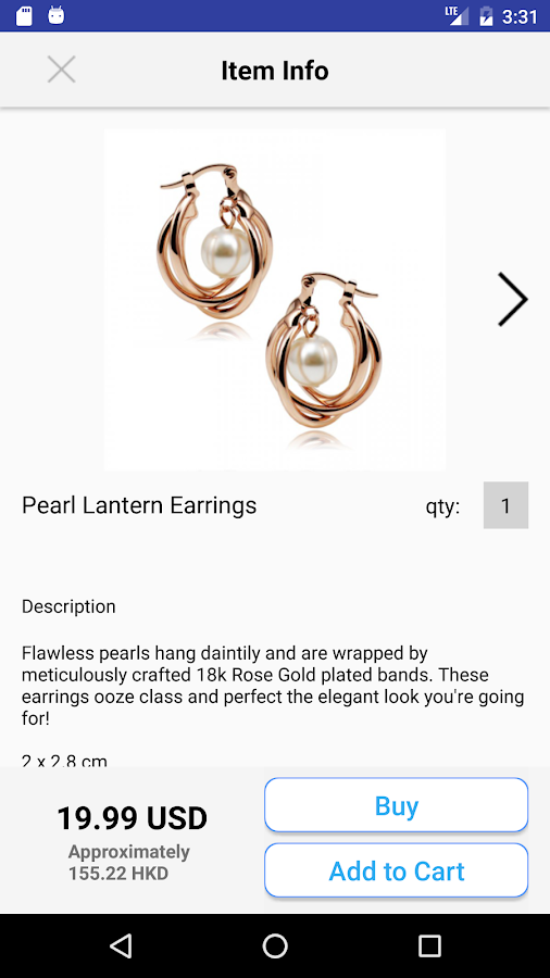 Posh: Buy Jewelry Clothes Bags- screenshot
