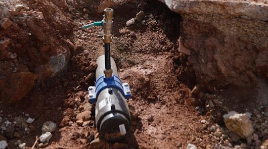 Felix mejorará su red hídrica con una nueva conexión entre los depósitos de agua