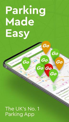 RingGo - pay by phone parking RingGo 7.3.2.1 screenshots 1