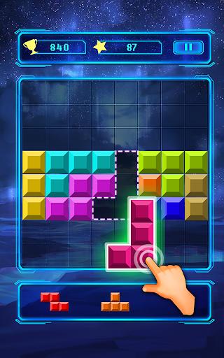 Brick block puzzle - Classic free puzzle apkmr screenshots 4