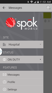 Spok Mobile- screenshot thumbnail