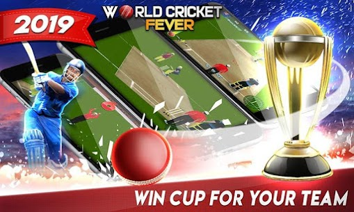 World Cricket Fever 2019 Apk  Download For Android 2