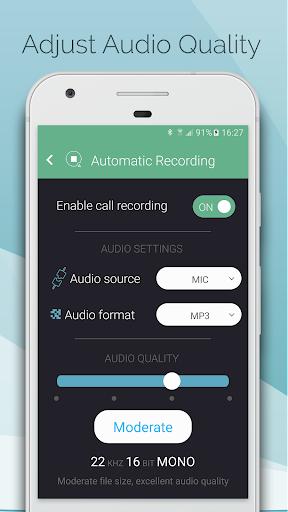 Automatic Call Recorder - CallsBOX 2.7 screenshots 7
