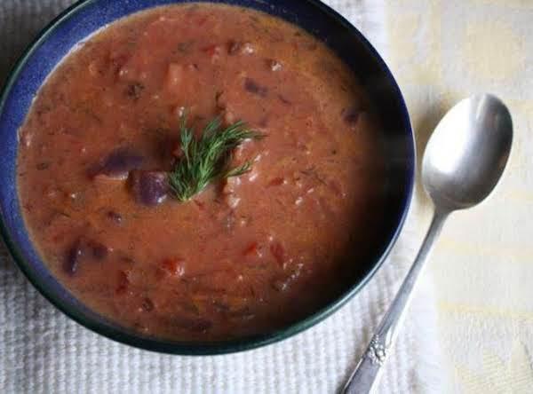 Doukhobor Winter Borsch Recipe