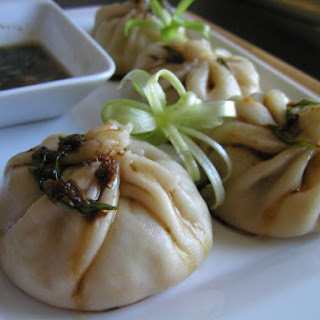 Juicy Steamed Dumplings