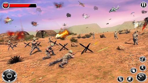 World War 3 Day Battle - WW3 Shooting Game screenshots 1