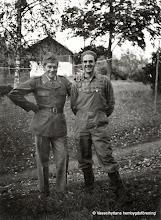 Photo: Dammen. Henry och Åke Fahlgren