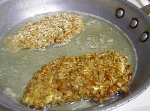 Pretzel-honey Roasted Peanut Chicken Recipe
