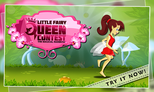 Little Fairy Queen Contest