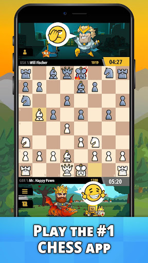 Chess Universe - Play free online chess apktreat screenshots 1