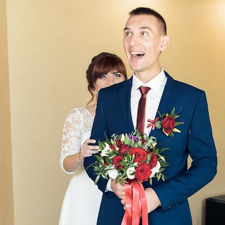 Wedding photographer Roman Yankovskiy (Fotorom). Photo of 11.10.2017