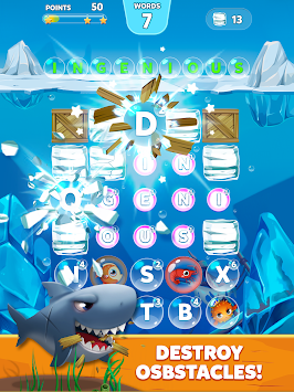 Bubble Words apk screenshot