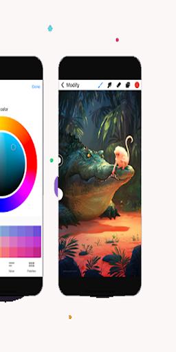 Procreate Paint Pocket screenshot 2