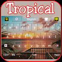 Tropical Keyboard icon