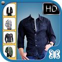 Man Fashion Suit Cool icon