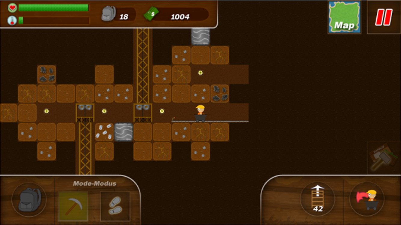 Gold Digger Game - Play Gold Miner Games
