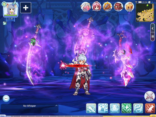 Ragnarok M: Eternal Love(ROM) screenshots 11