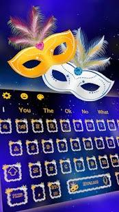 Mask Keyboard - náhled